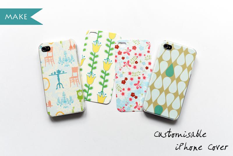 Diy Customisable Iphone Cover Scissors Paper Stone