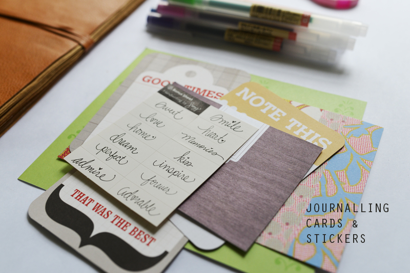 DIY Travel Scrapbook via www.scissorspaperstoneblog.com