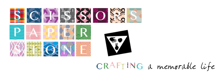 Scissors Paper Stone - A Singapore Lifestyle Blog about DIY Craft and Creativity