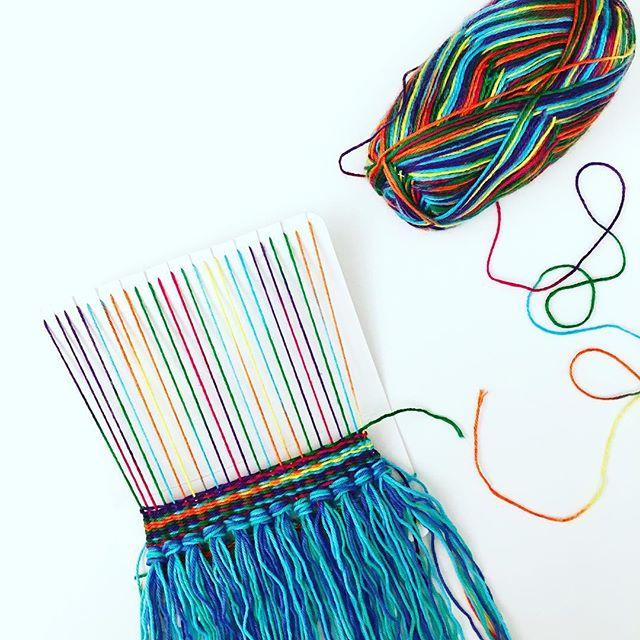 Sunday afternoon #weaving #craftinginkl