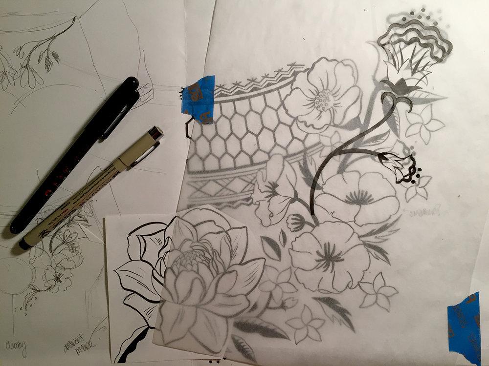 floral explorations