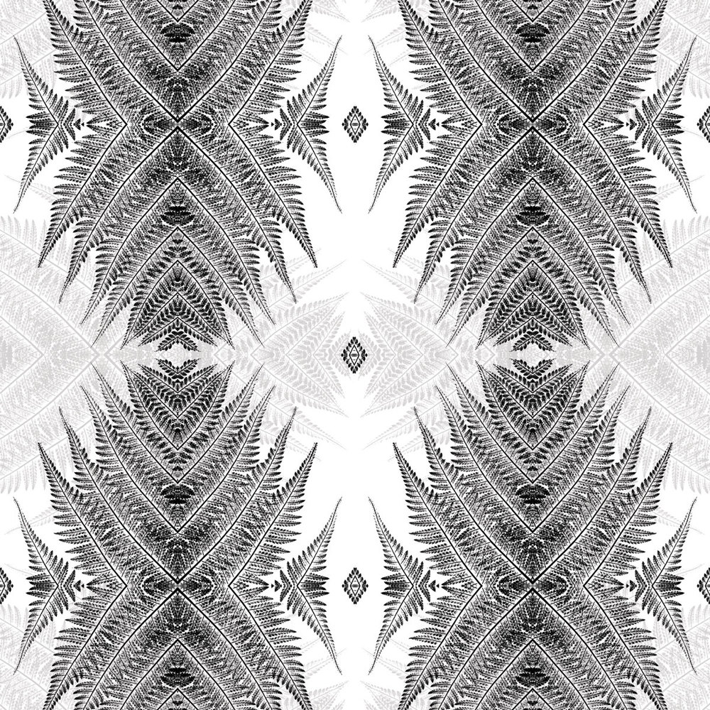 Fern Pattern Design