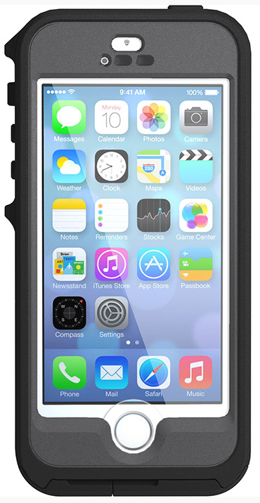 Otterbox Preserver Series Case for iPhone 5S