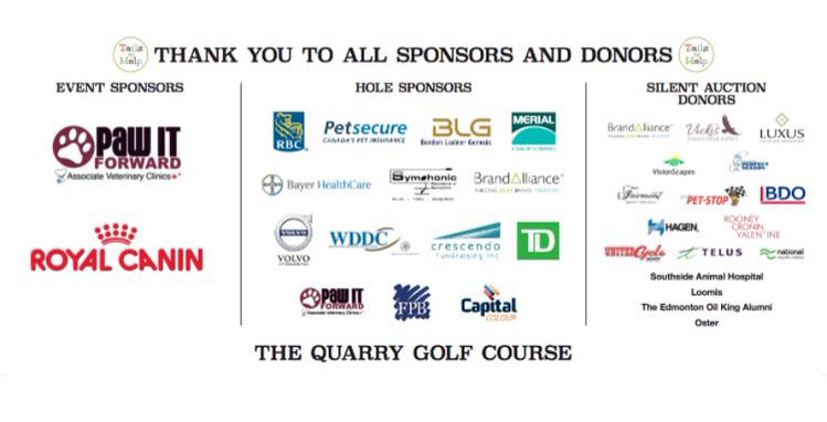 Thank you to all of our sponsors for their generous support!