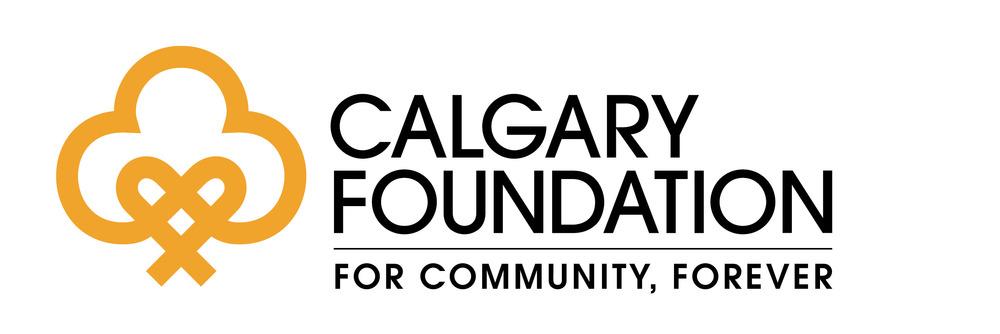 2016 PLATINUM SPONSOR: Calgary Foundation