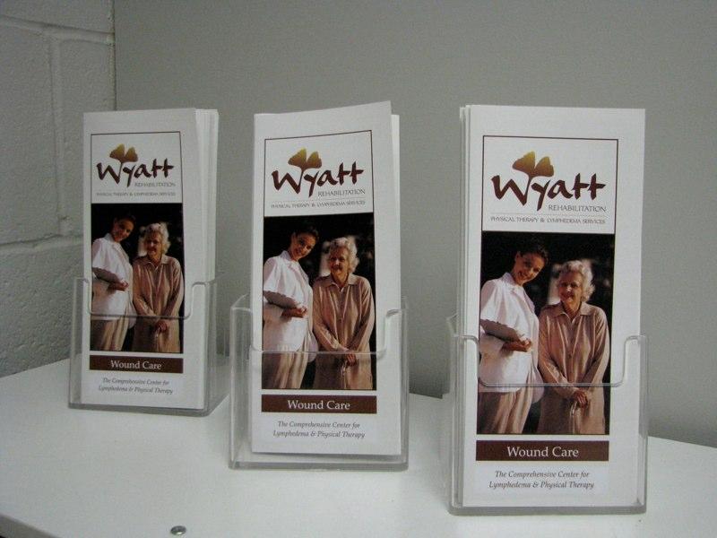 Wyatt Tri-folds