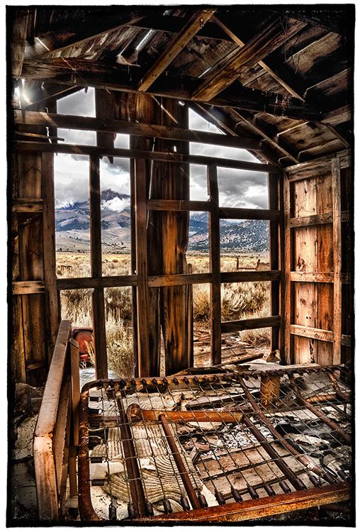 sierra cabin