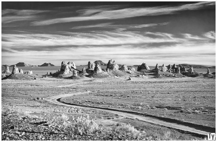 Trona Pinnacles - February 2013