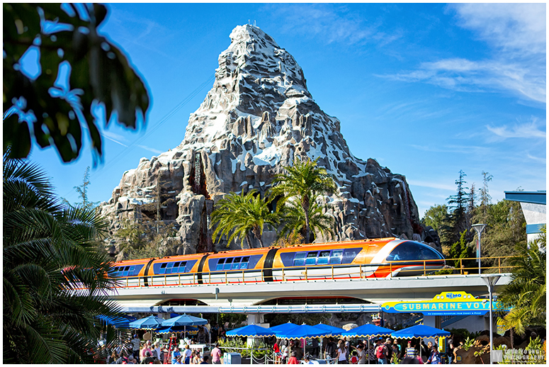 Monorail Orange - December 2, 2015