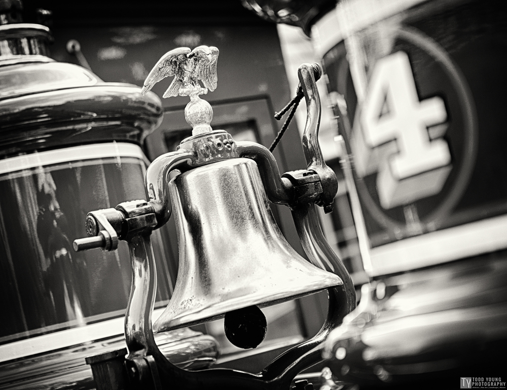 Engine No. 4 Bell - January 16, 2016