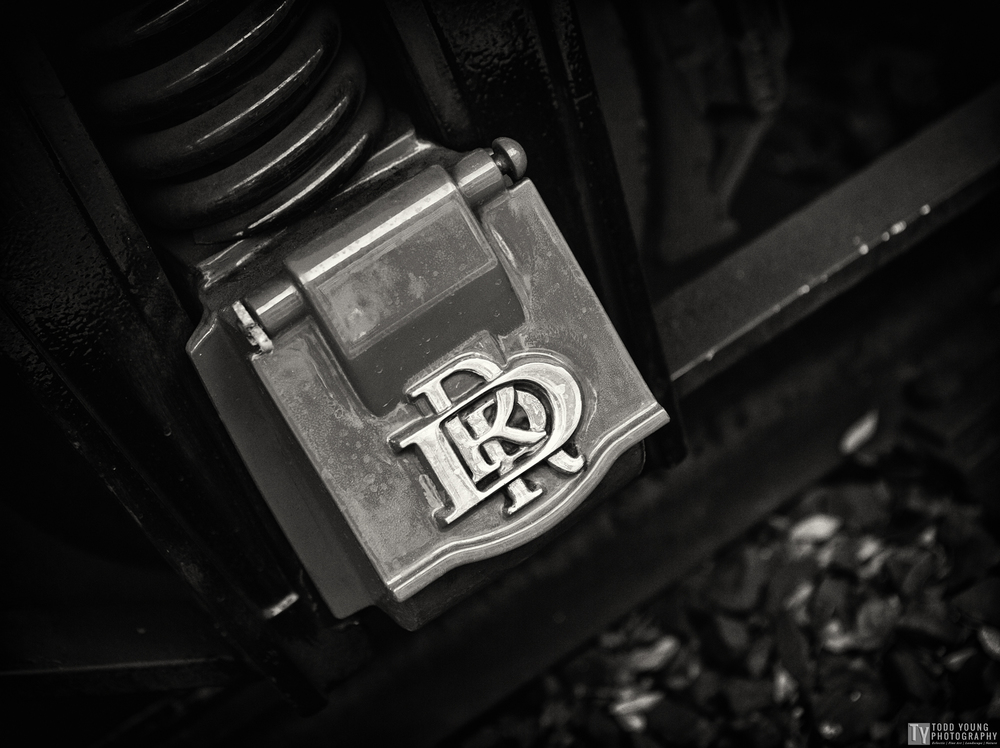 Engine No.4 Journal Box - January 16, 2016