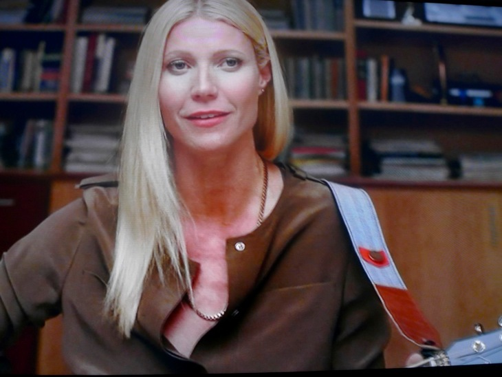 Gwyneth Paltrow glee Copperpeace