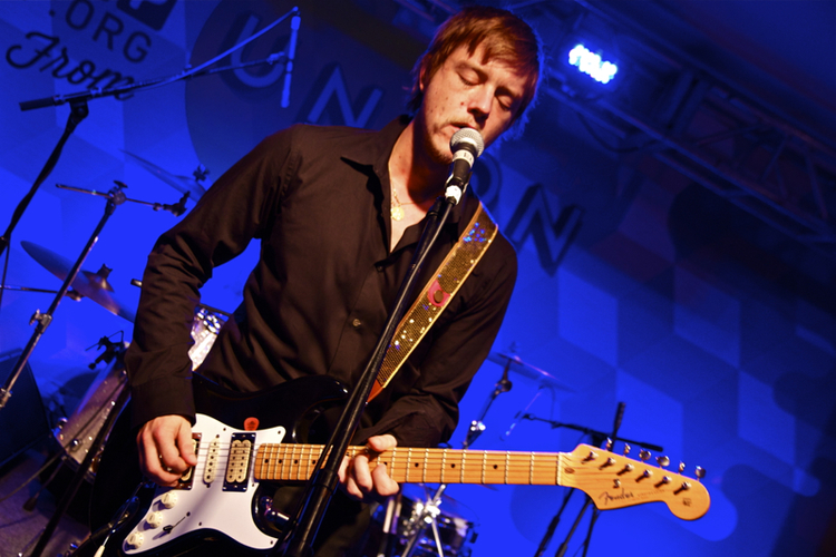 Paul Banks Interpol Guitar Strap