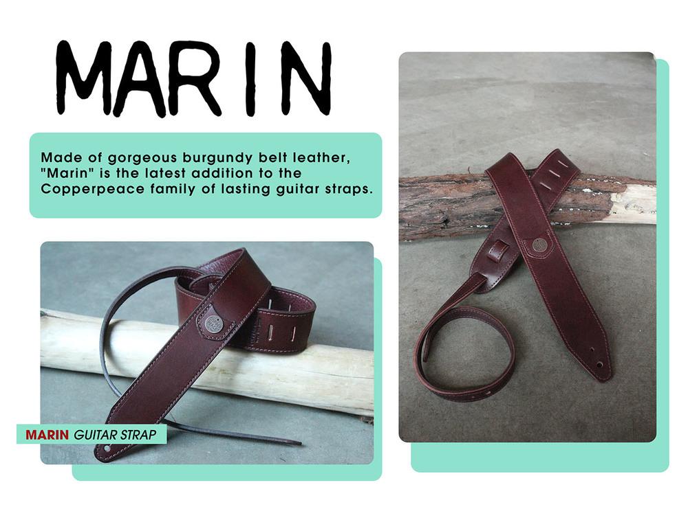 Marin Guitar Strap