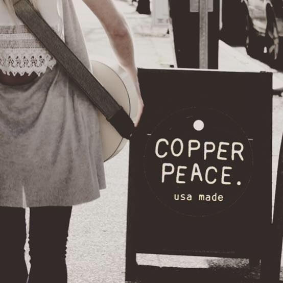 PLEASE  FEEL FREE TO RECOMMEND COPPERPEACE  or  Let US KNOW YOUR FAVORITE LOCAL BOUTIQUE !