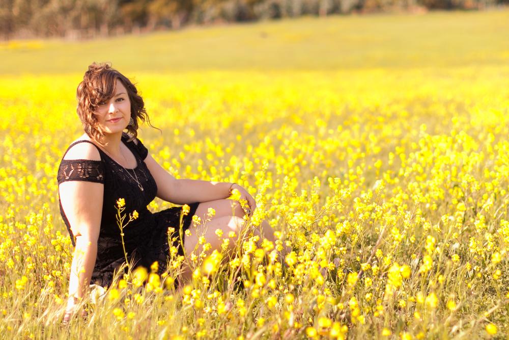 Los Osos, CA Senior Portraits