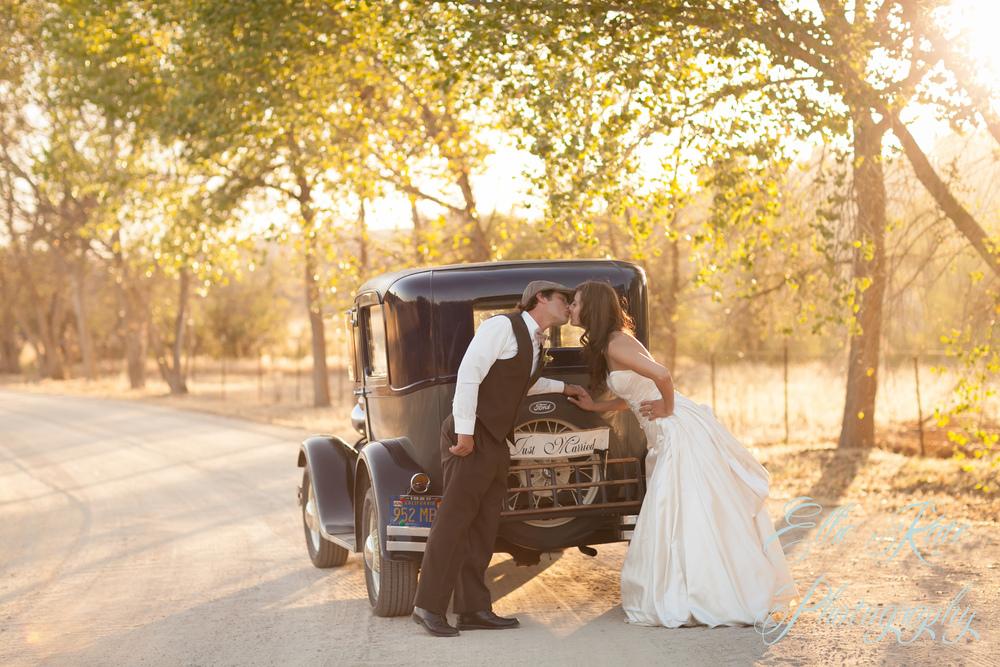 The Loading Chute Wedding