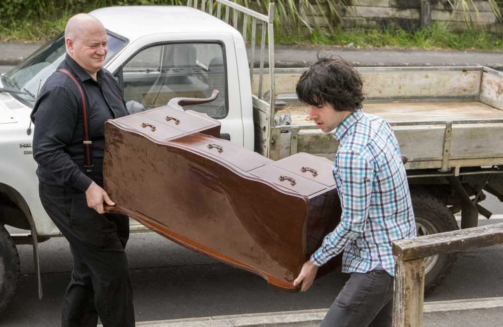 Simon and George with Queen Anne dresser.jpg