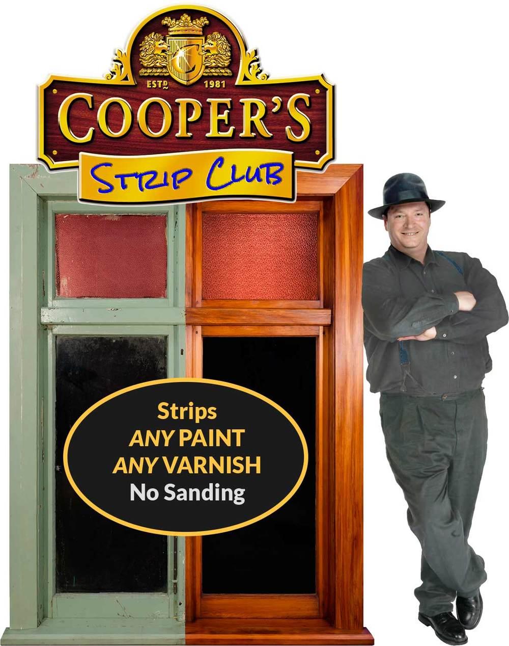 Simon Cooper - Inventor