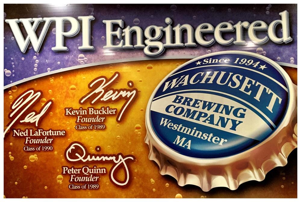 Wachusett Brewing Co, Westminster, MA