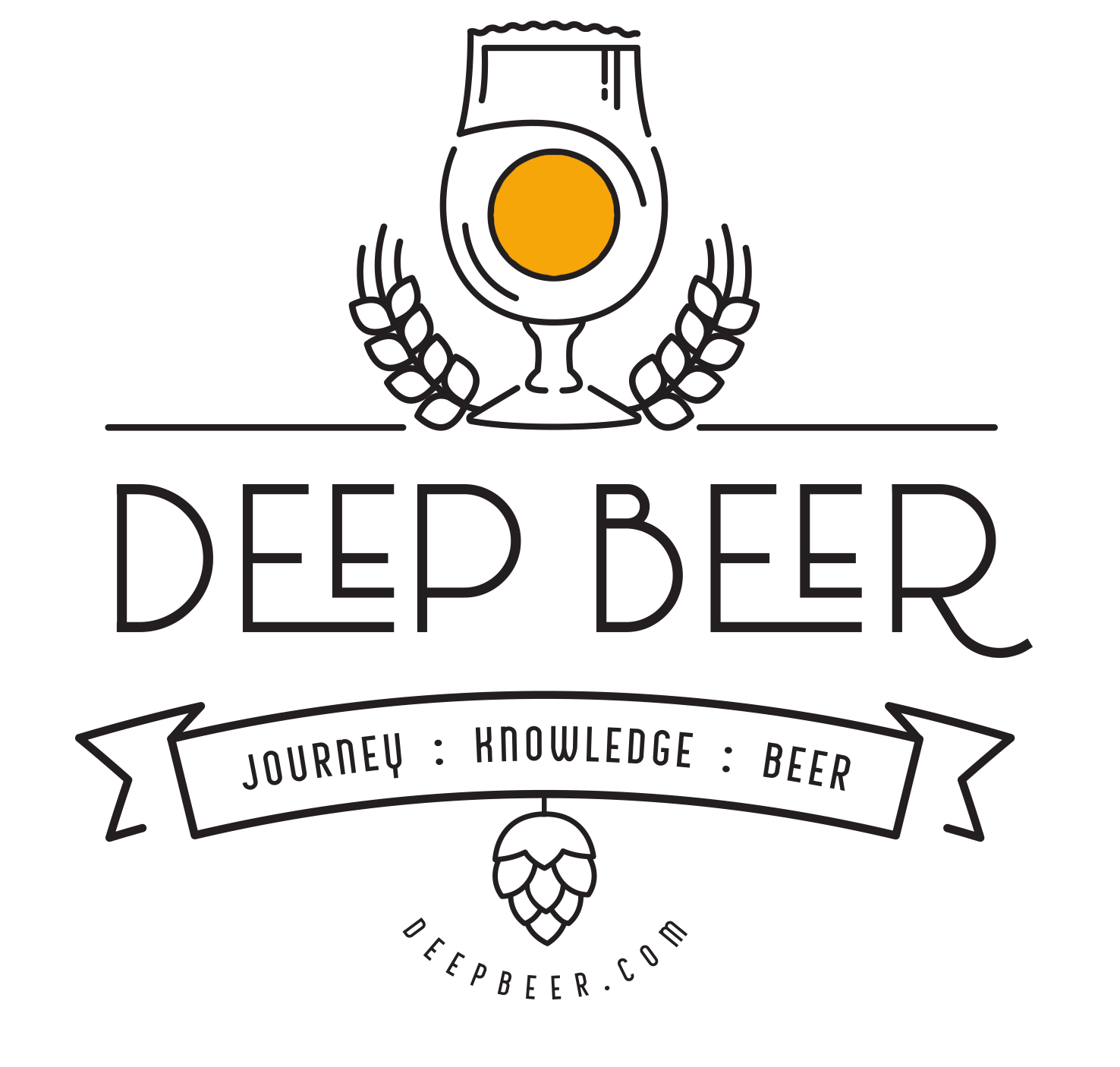 The Color of Beer — DEEP BEER