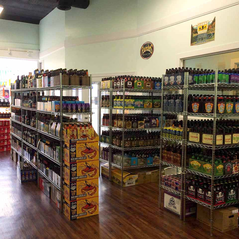 Midtowne Bottle Shop, Harrisonburg VA