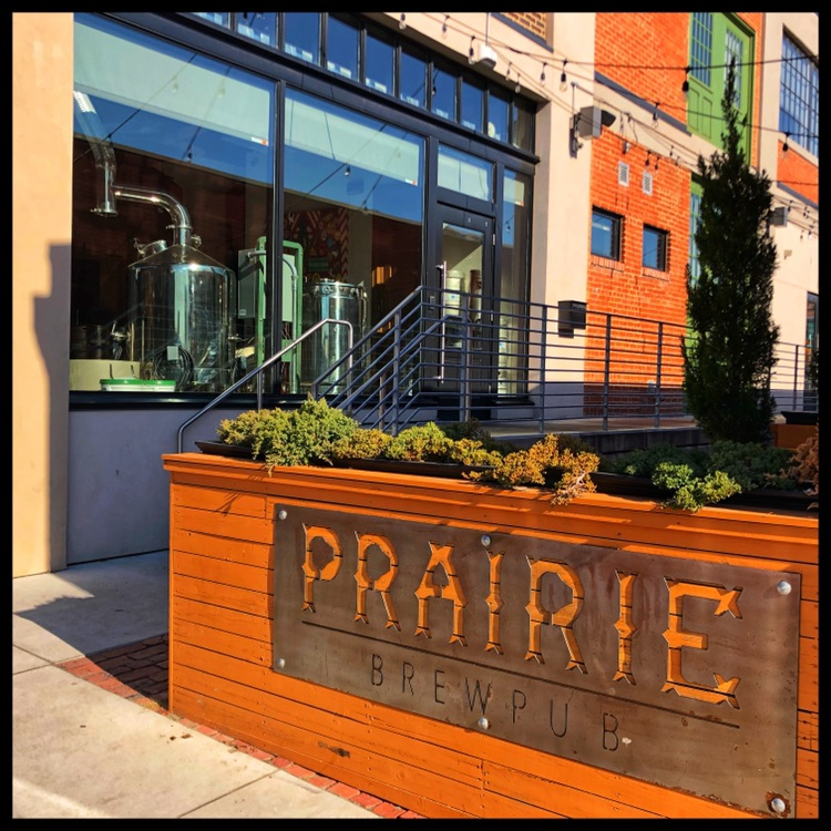 Prairie Ales Brewpub in Tulsa - Prairie Artisan Ales has several iterations, one is in Tulsa OK.