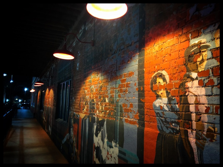 River City Brewing - Bright lights and wall paintings demand your attention to this iconic Wichita brewery.