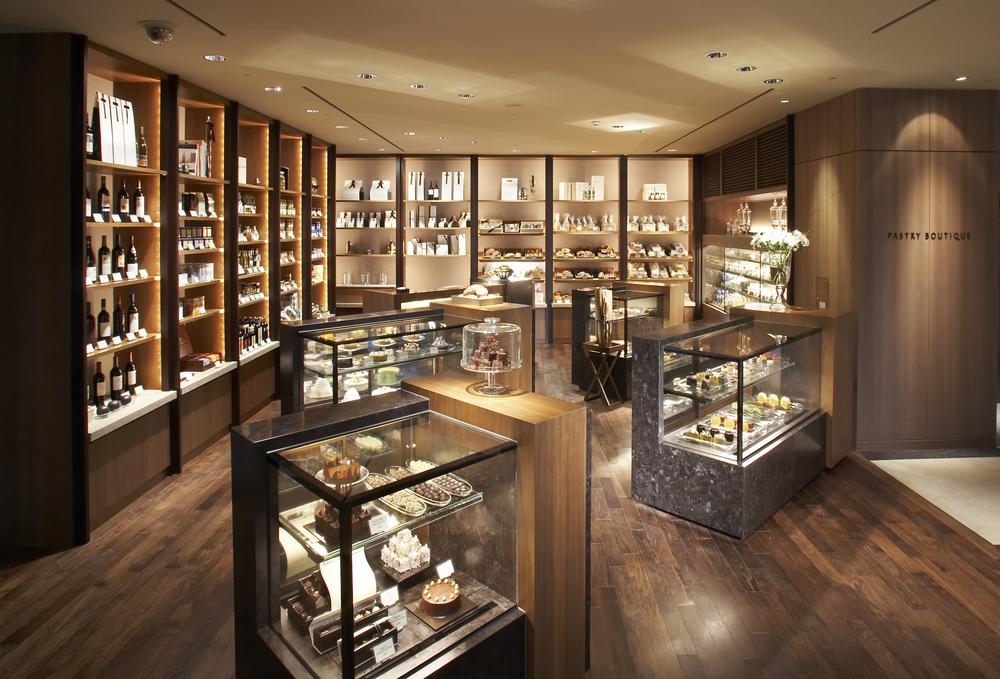 shilla hotel - bakery retail