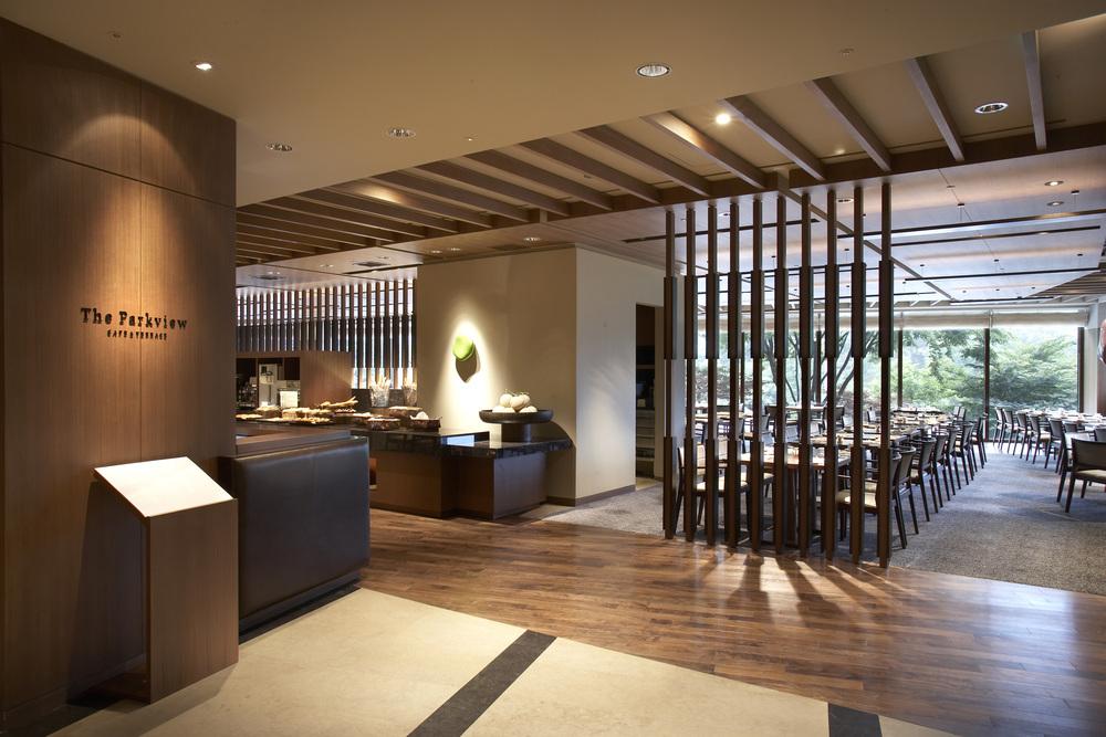 shilla hotel - all day dining restaurant