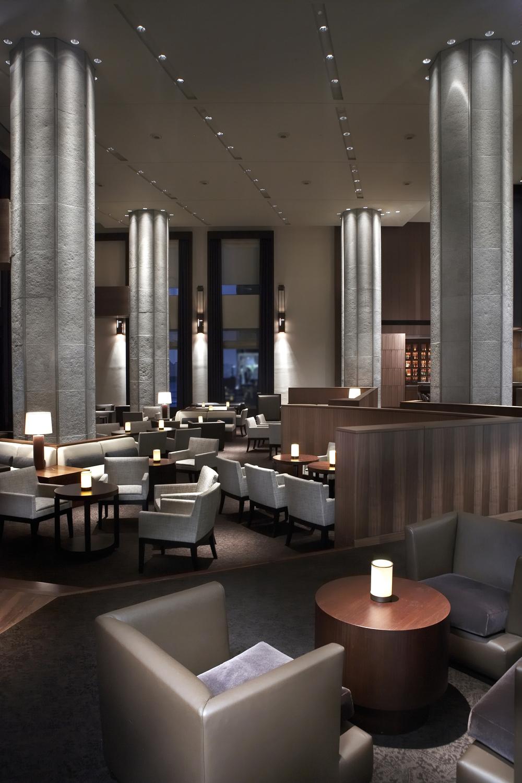 shilla hotel - tea lounge