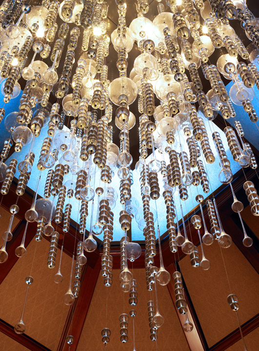 Princeville - chandelier
