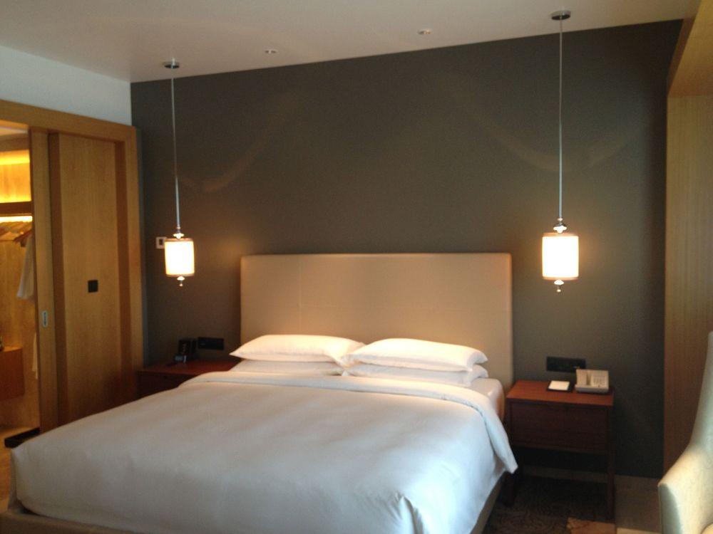 Park Hyatt Chennai guestroom