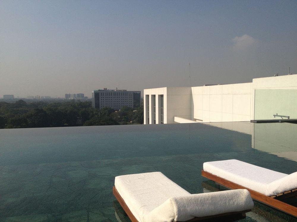 Park Hyatt Chennai - Roof top pool