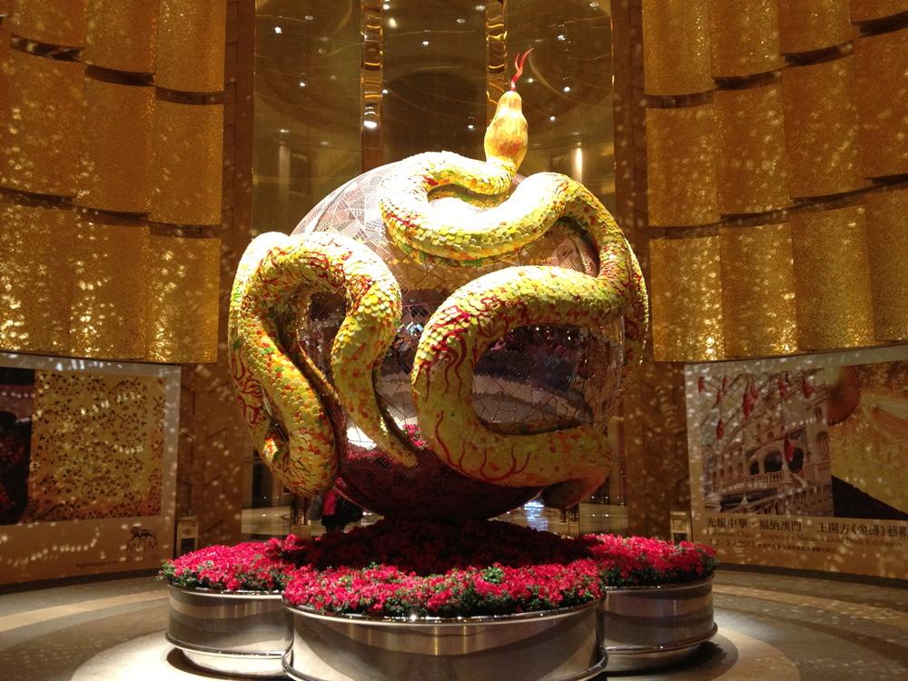 The MGM, Macau