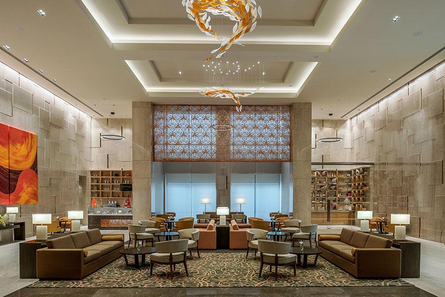 Feathers, a Radha Hotel, Chennai, India