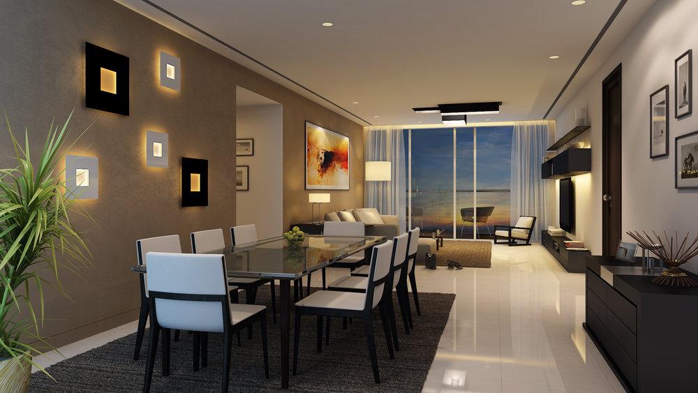 Wagholi Luxury High-rise, Pune, India