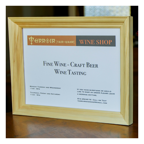 terrior wine framed.jpg