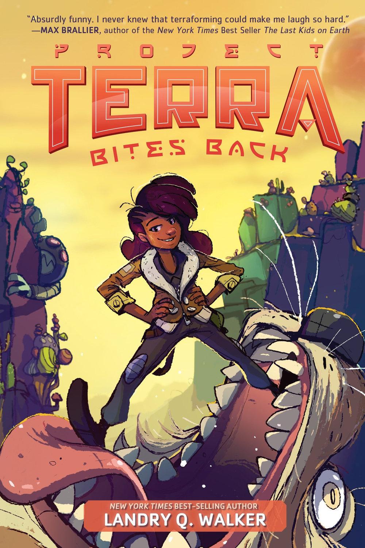 Book 2: Bites Back