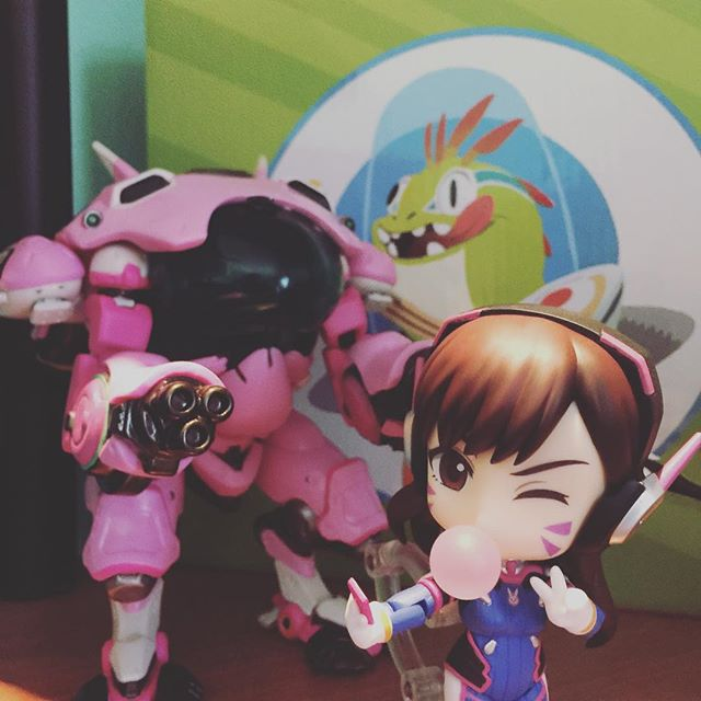 A #popvinyl and #nendoroid match made in heaven.