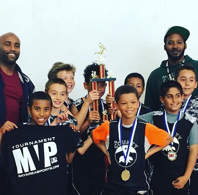 2016 10U, Bay Area Sports Champs, Spring Tournament