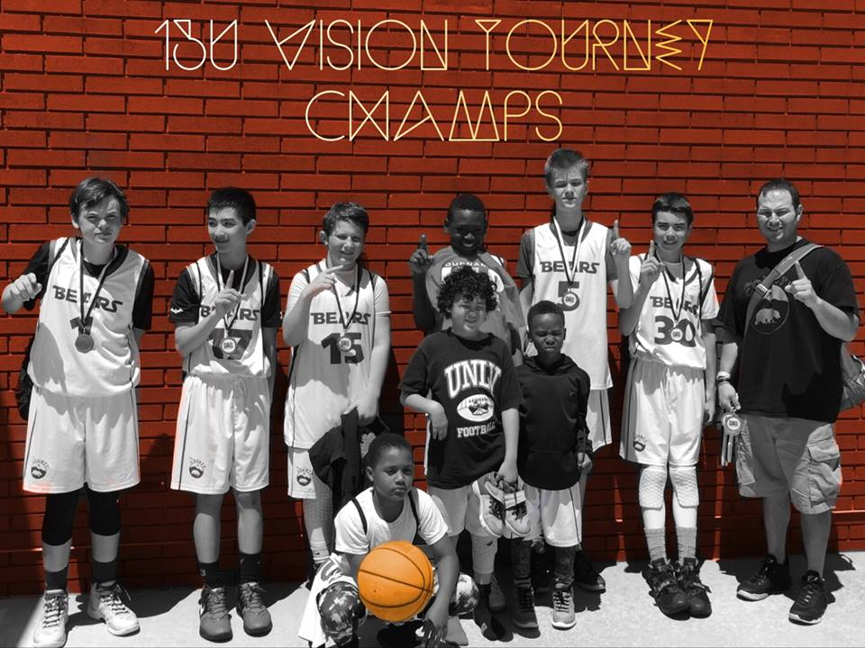2016 Vision Tournament Champs, 13U
