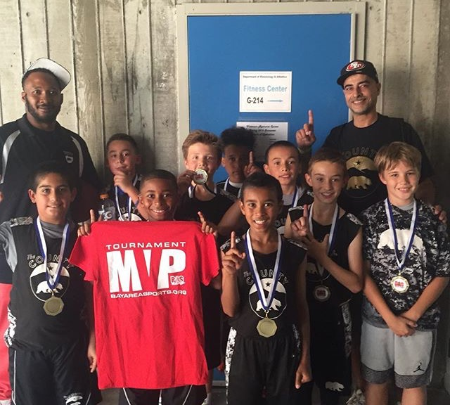 2016 Spring Bay Area Sports Tournament, 10U Champs