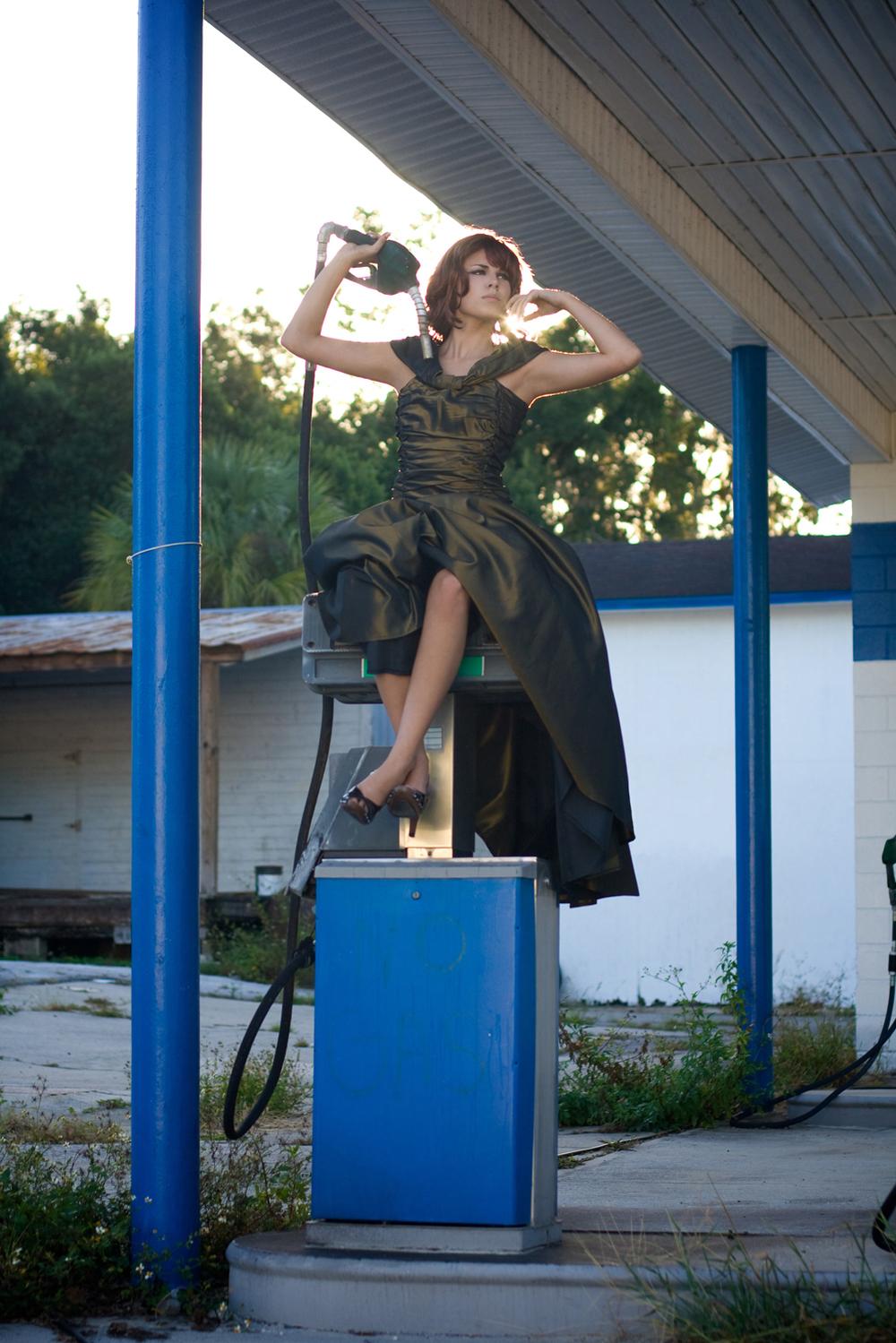 Kaleigh McBride, model
