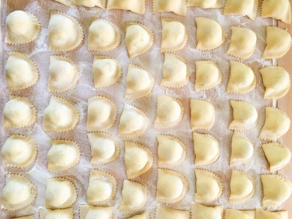 Carinthian Dumplings