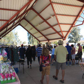 Bullhead City Farmers' Market - April  Saturday, April 1, 9AM-1PM Community Park - Bullhead City, Arizona Admission: FREE Web:  BHC Farmers' Market