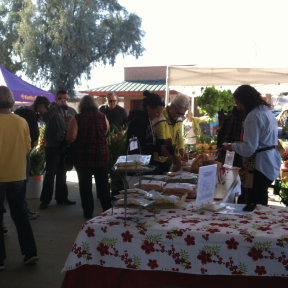 Bullhead City Farmers' Market - March  Saturday, March 12, 9AM-1PM Community Park - Bullhead City, Arizona Admission: FREE Web:  BHC Farmers' Market