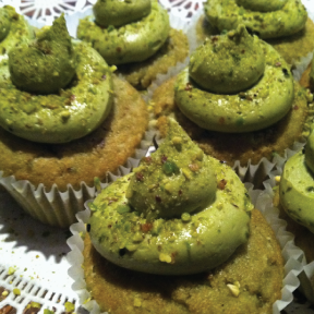 Green Tea Pistachio -