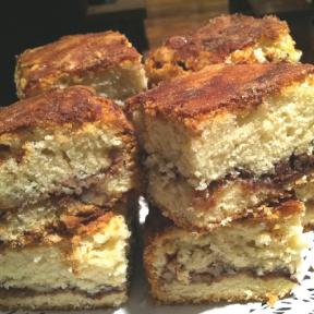 Cinnamon Streusel