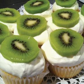 Kiwi Shortcake